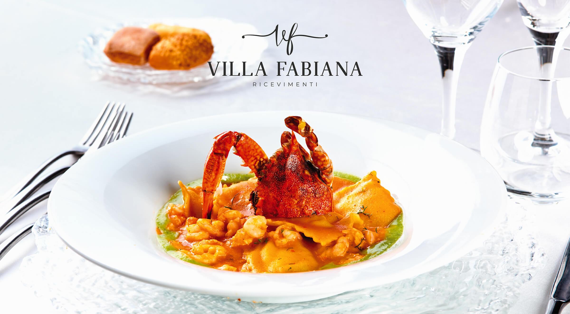 La cucina di Villa Fabiana - Ricevimenti