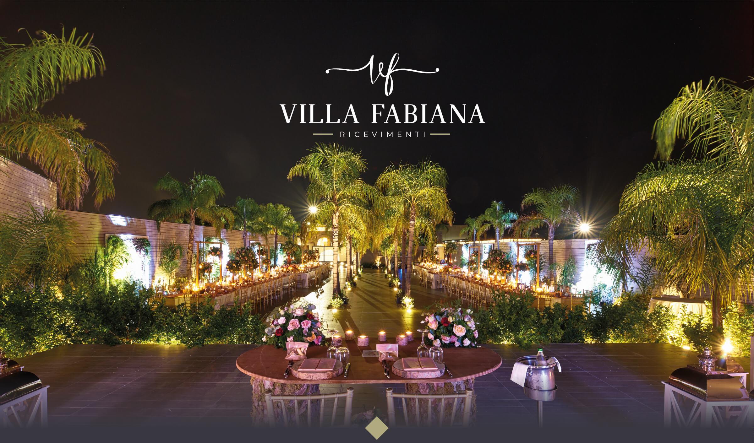 Villa Fabiana Ricevimenti - La Location