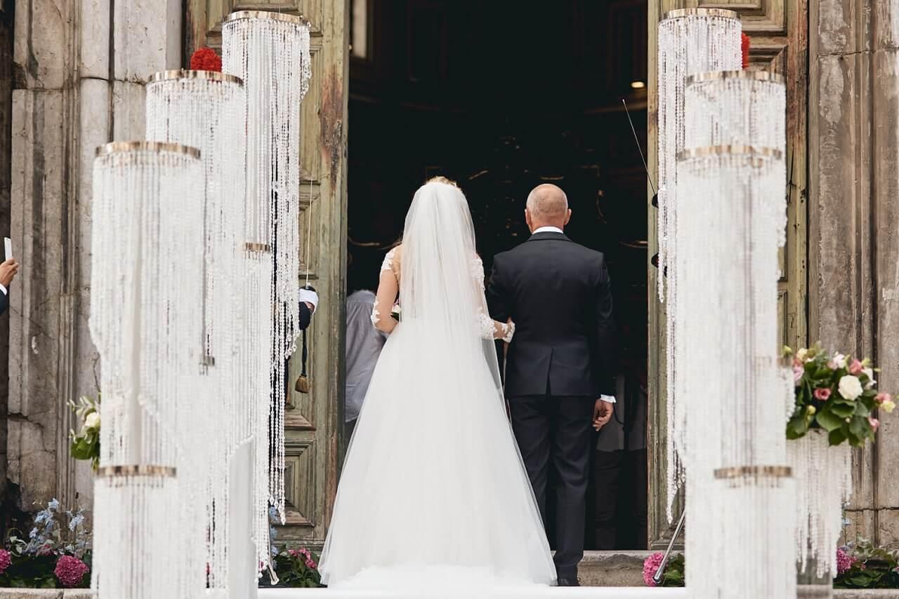 Ricevimento di nozze in sicurezza. È possibile?
