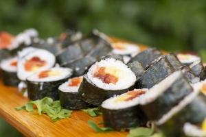 cucina giapponese al matrimonio villa fabiana