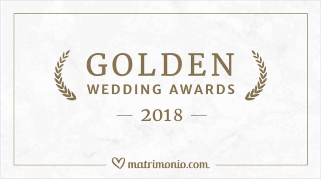 golden Wedding Awards - Villa Fabiana Ricevimenti